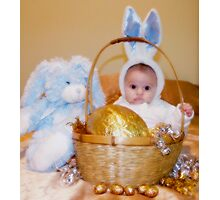 Happy Easter! Photographic Print