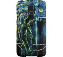 Starling Night (Arrow & Van Gogh) Samsung Galaxy Case/Skin