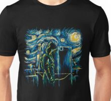Starling Night (Arrow & Van Gogh) Unisex T-Shirt