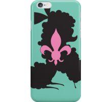 Fleur Pup iPhone Case/Skin