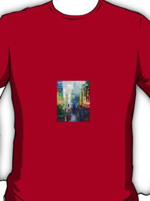 City After The Rain — Buy Now Link - www.etsy.com/listing/211798926 T-Shirt