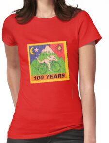 100 Years Womens Fitted T-Shirt