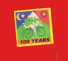 100 Years Mens V-Neck T-Shirt