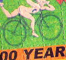 100 Years Sticker