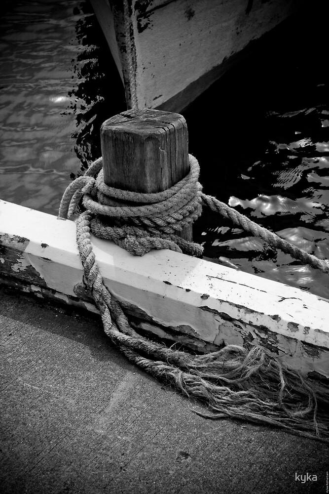 Geelong marina by kyka