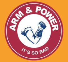 ARM & POWER by danobanano