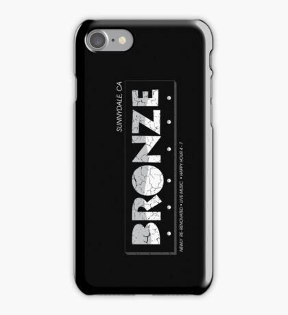 The Bronze Re-Renovated iPhone Case/Skin
