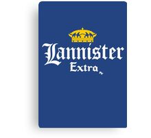 Lannister Extra Canvas Print