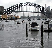 Sydney Harbour Bridge by chucky1988