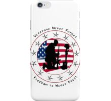 Never Forget 1.0 iPhone Case/Skin
