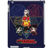 The Powerpuff Benders 2 iPad Case/Skin