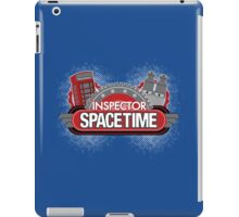 Inspector Spacetime Blorgon Edition iPad Case/Skin