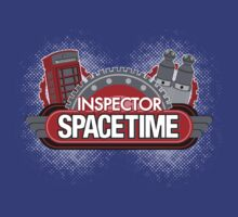 Inspector Spacetime Blorgon Edition by rexraygun