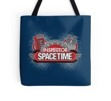 Inspector Spacetime Blorgon Edition Tote Bag