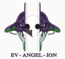 Evangelion 01 mask by Cooleras