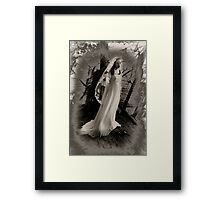 The March - Victorian Era Photography Framed Print