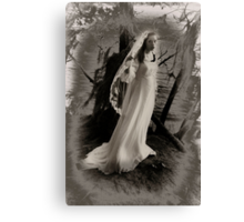 The March - Victorian Era Photography Canvas Print