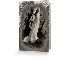 The March - Victorian Era Photography Greeting Card