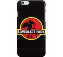 Lovecraft Park iPhone Case/Skin