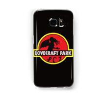 Lovecraft Park Samsung Galaxy Case/Skin
