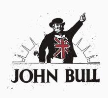 John Bull, Great Briton One Piece - Long Sleeve