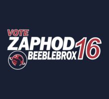 Zaphod Beeblebrox 2016 Kids Clothes
