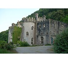 Gwrych Castle Photographic Print