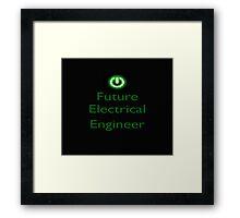 Electrical Engineering  Framed Print