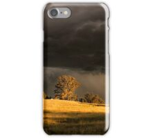 Incoming Storm iPhone Case/Skin