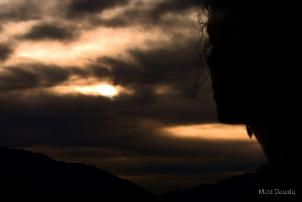 Getting Darker by Matt Dawdy
