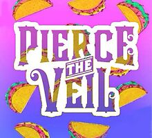 Pierce The Veil Ombre Taco by elliebands