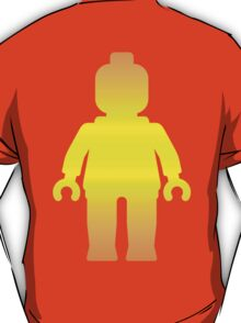 Minifig [Large Golden], Customize My Minifig T-Shirt