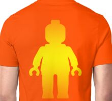 Minifig [Large Golden], Customize My Minifig Unisex T-Shirt
