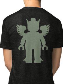 WINGED GREEK GOD Tri-blend T-Shirt
