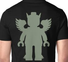 WINGED GREEK GOD Unisex T-Shirt