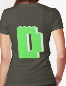 THE LETTER D, Customize My Minifig T-Shirt