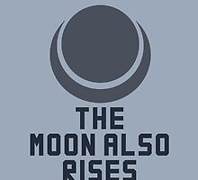 The Moon Also Rises by kasaiki