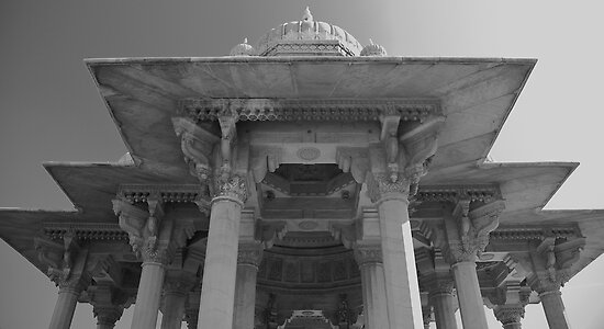 Maharani Ki Chhatri: Cenotaphs of the Queens of Jaipur by theurbannexus