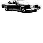 1976 Ford LTD by garts