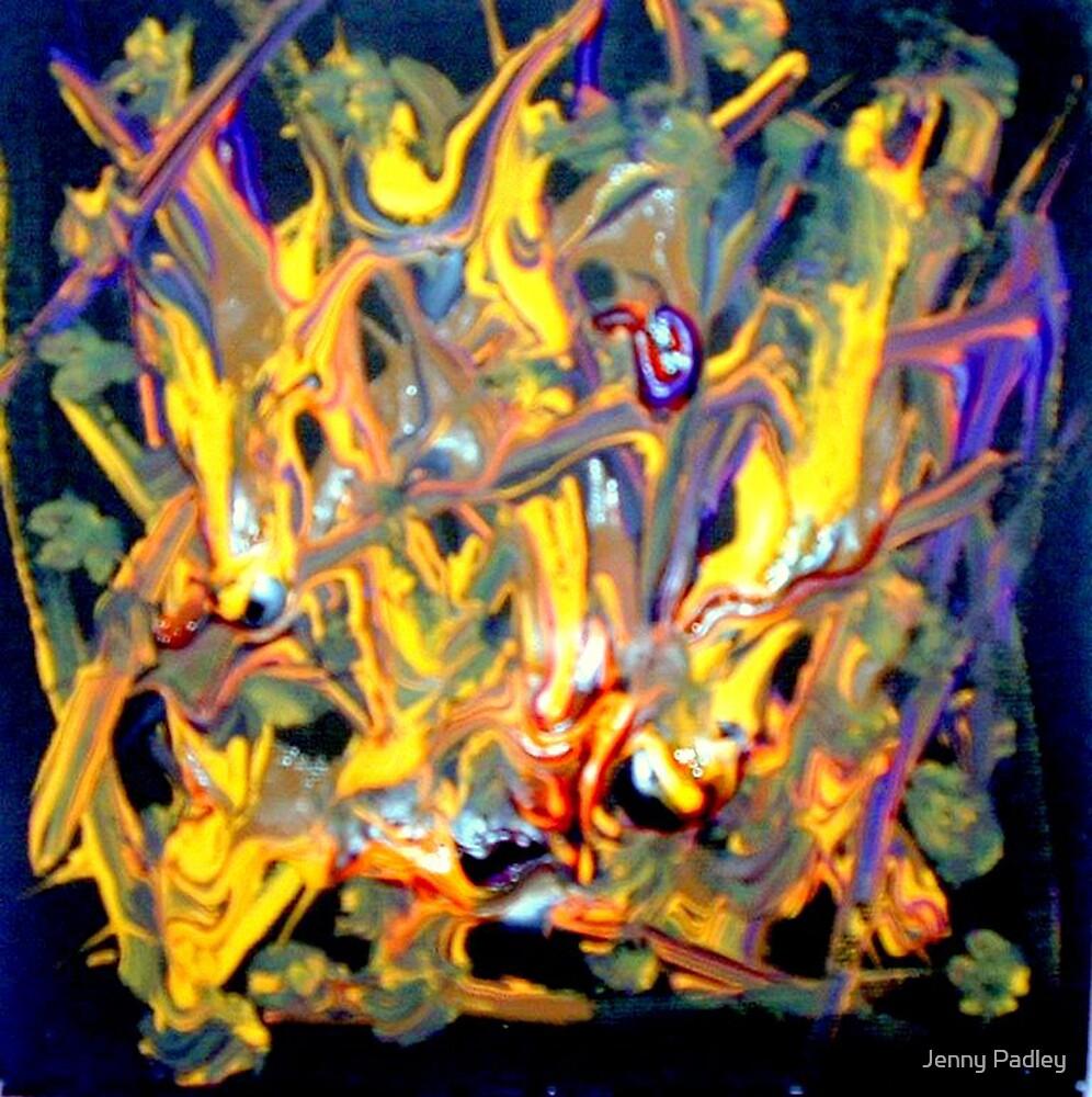 Anger by Jenny Padley