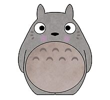 My Neighbour Totoro by FrZnSquid