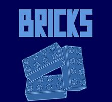 Blue Bricks, Customize My Minifig by ChilleeW