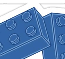 Blue Bricks, Customize My Minifig Sticker