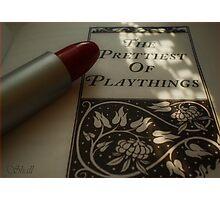 Plaything! Photographic Print