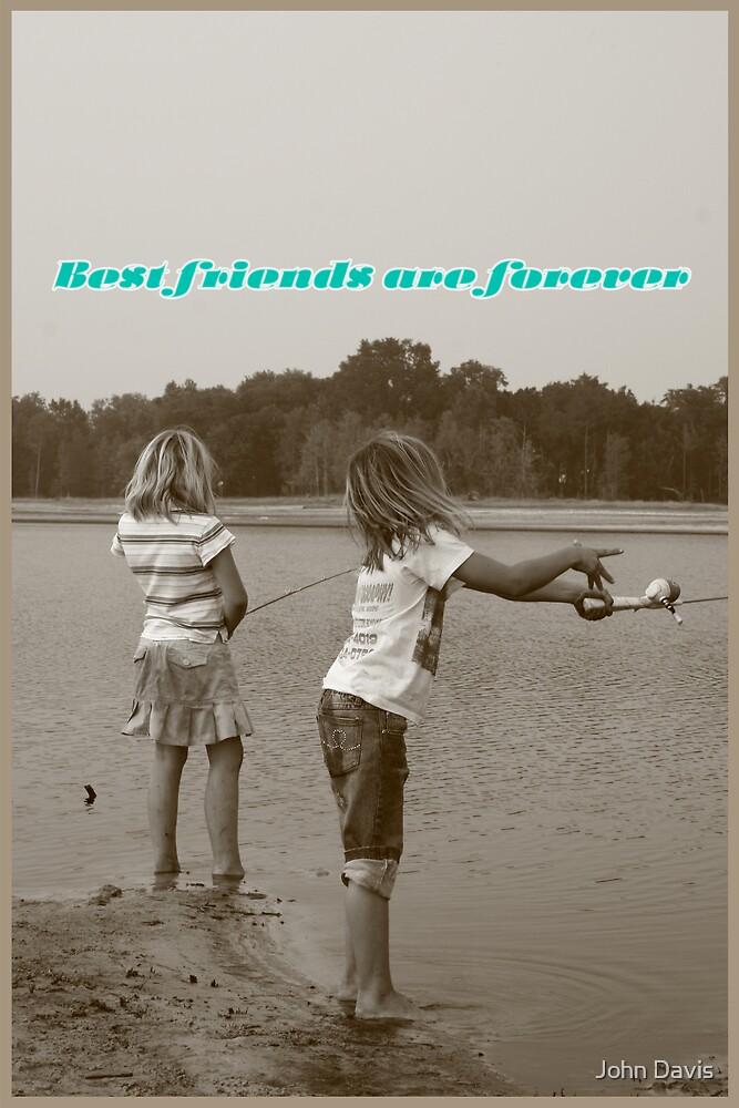 Best friends by John Davis
