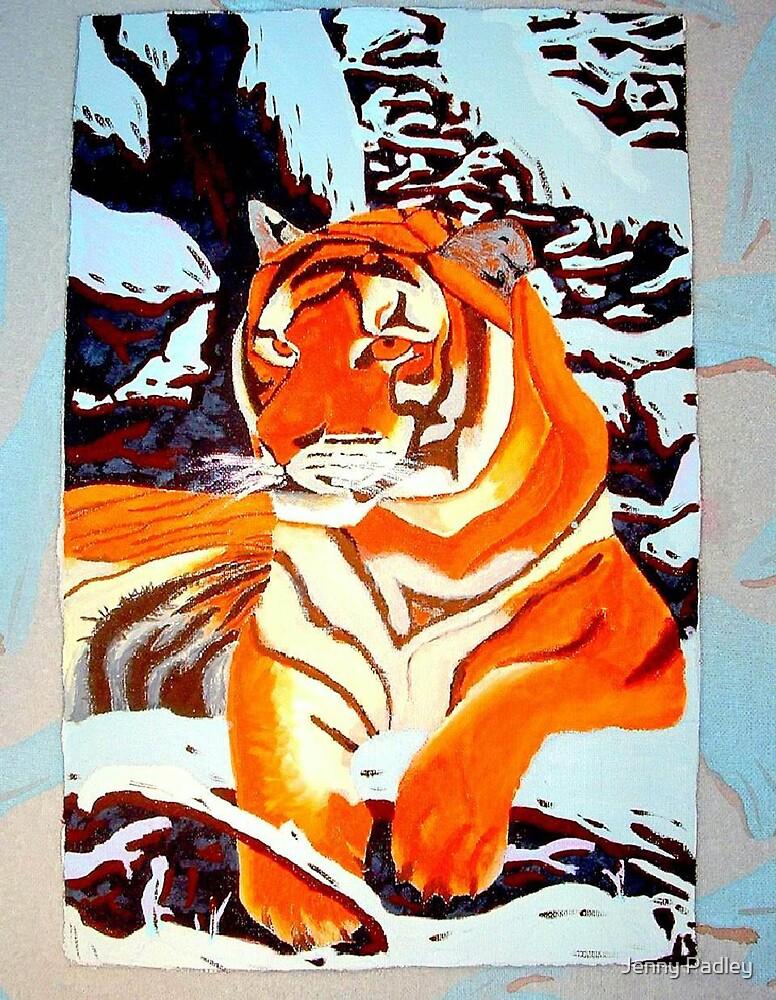Tiger by Jenny Padley