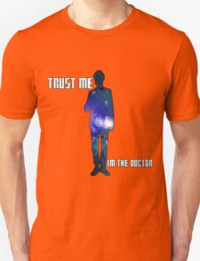 Matt Smith - Galaxy  Unisex T-Shirt