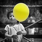 The Yellow Balloon by Clare Colins