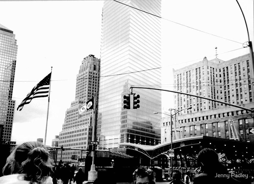 New york city by Jenny Padley