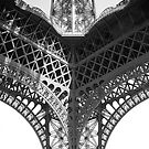 Eiffel Tower by Andras Saudemont